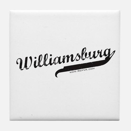 Williamsburg Tile Coaster