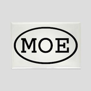 MOE Oval Rectangle Magnet