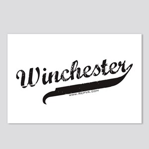 Winchester Postcards (Package of 8)