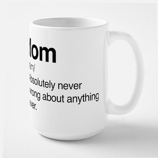 Mom mugs cafepress for Mug handle ideas