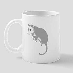 Possum Silhouette Mug