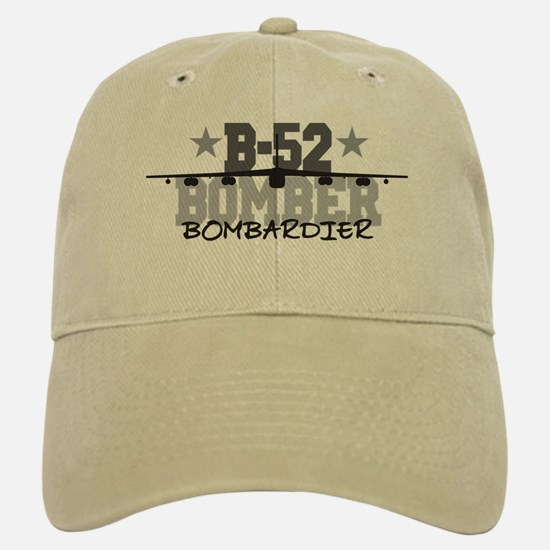 B-52 Aviation Bombardier Baseball Baseball Cap