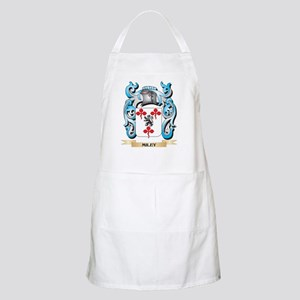 Miley Coat of Arms - Family Crest Light Apron
