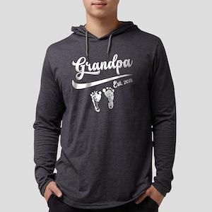 Grandpa Est. 2018 Long Sleeve T-Shirt