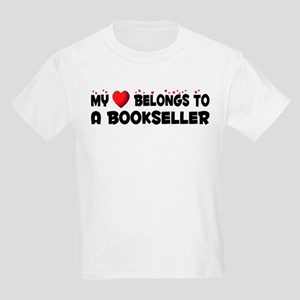 Belongs To A Bookseller Kids Light T-Shirt
