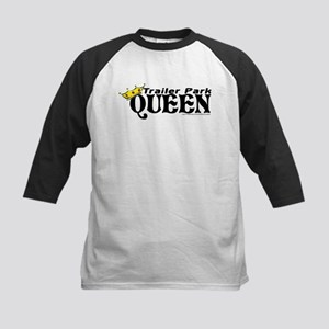 Trailer Park Queen Kids Baseball Jersey