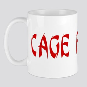 Cage Fighter Mug