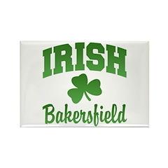 Bakersfield Irish Rectangle Magnet