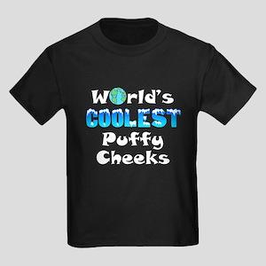 World's Coolest Puffy.. (A) Kids Dark T-Shirt