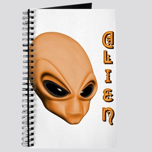 A.L.I.E.N. Orange Journal