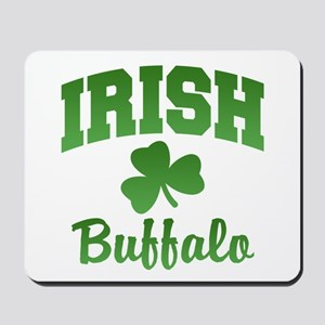 Buffalo Irish Mousepad