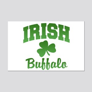 Buffalo Irish Mini Poster Print