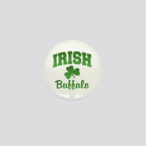 Buffalo Irish Mini Button