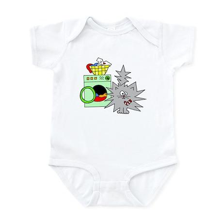Fluffy Infant Bodysuit