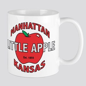 Little Apple Large Mugs