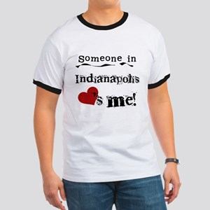 Indianapolis Loves Me Ringer T