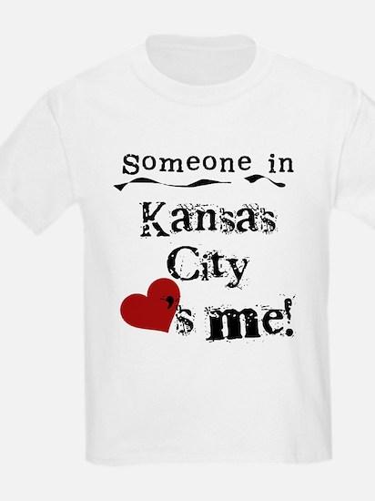 Kansas City Loves Me T-Shirt