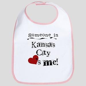 Kansas City Loves Me Bib