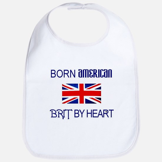 Born American, British by Hea Bib