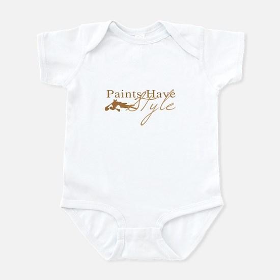 Paint Horse Infant Bodysuit