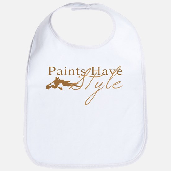 Paint Horse Bib