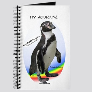 One Humboldt Penguin Journal
