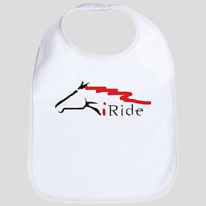 I Ride Bib
