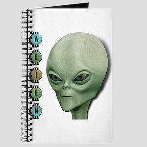 Alien Type 1 Lime Part 2 Journal