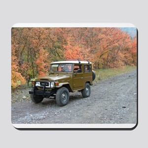 Landcruiser Mousepad