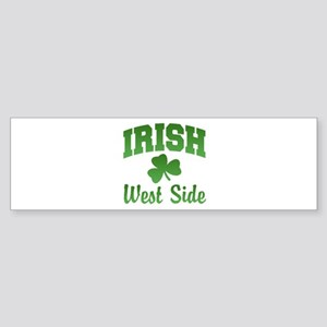 West Side Irish Bumper Sticker