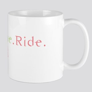 Live Love Ride Horse Mug