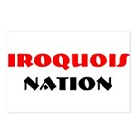 IROQUOIS NATION Postcards (Package of 8)
