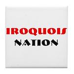 IROQUOIS NATION Tile Coaster