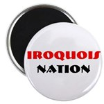 "IROQUOIS NATION 2.25"" Magnet (100 pack)"