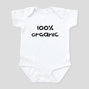 100% Organic - Infant Bodysuit