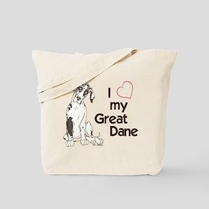 Luv NH GD Tote Bag
