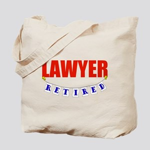 Retired Lawyer Tote Bag