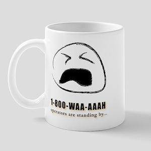 Cry Baby Mug