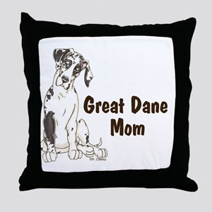 NH GD Mom Throw Pillow