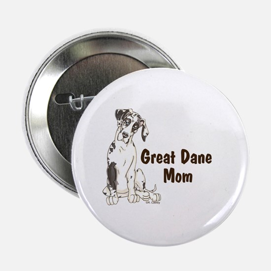 """NH GD Mom 2.25"""" Button"""