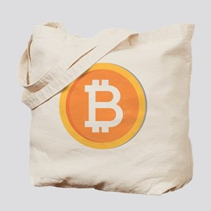 BITCOIN - btc crypto currency Tote Bag