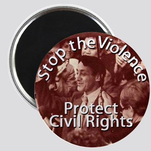 Harvey Milk Civil Rights Magnet