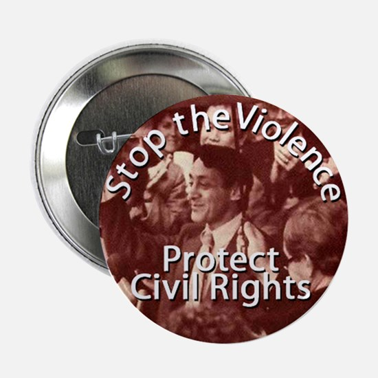 Harvey Milk Civil Rights Button