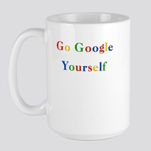 Google Yourself Large Mug