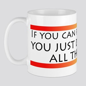 All the Facts Mug
