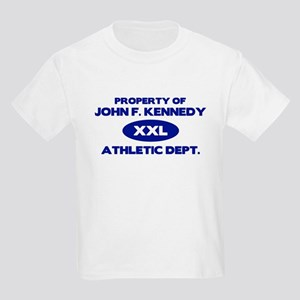 John F Kennedy Kids Light T-Shirt
