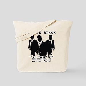 Men In Black 3 Tote Bag