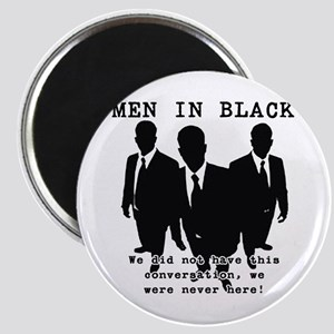 Men In Black 3 Magnet