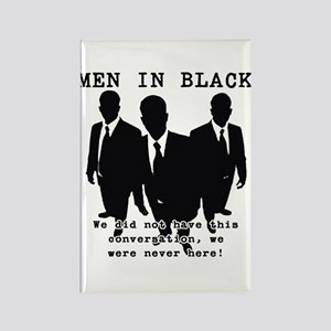 Men In Black 3 Rectangle Magnet