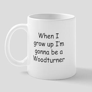 woodturner Mug